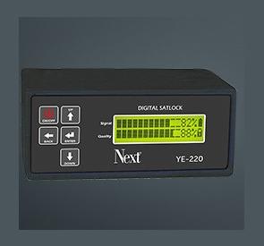 NEXT YE 220  DIGITAL SATLOCK
