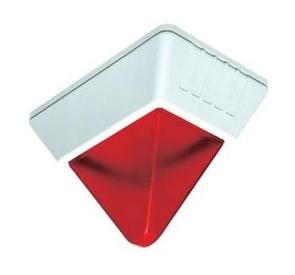 PB 2005 Kırmızı Flaşör, 24 V
