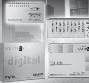 Polytron Merkez Üniteleri – Headends