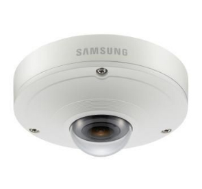 SAMSUNG  SNF-8010VM 5MP 360˚ Vandal-Mobil Fisheye Kamera